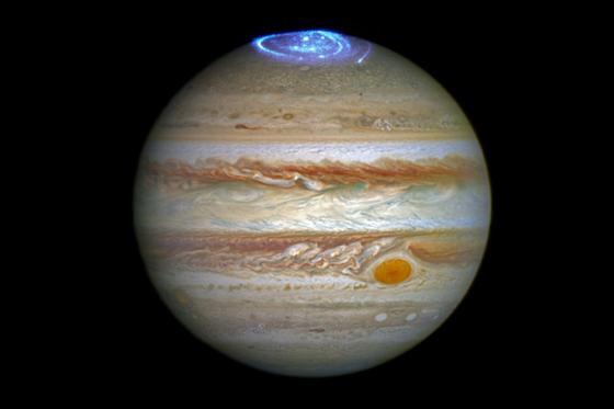 Auroras de Júpiter