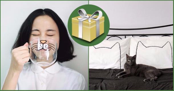 PRESENTES muito ORIGINAIS para pessoas que amam gatos!